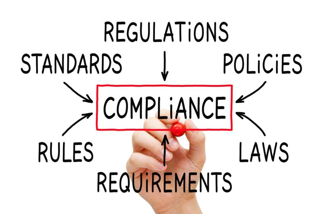 Healthcare compliance scheme