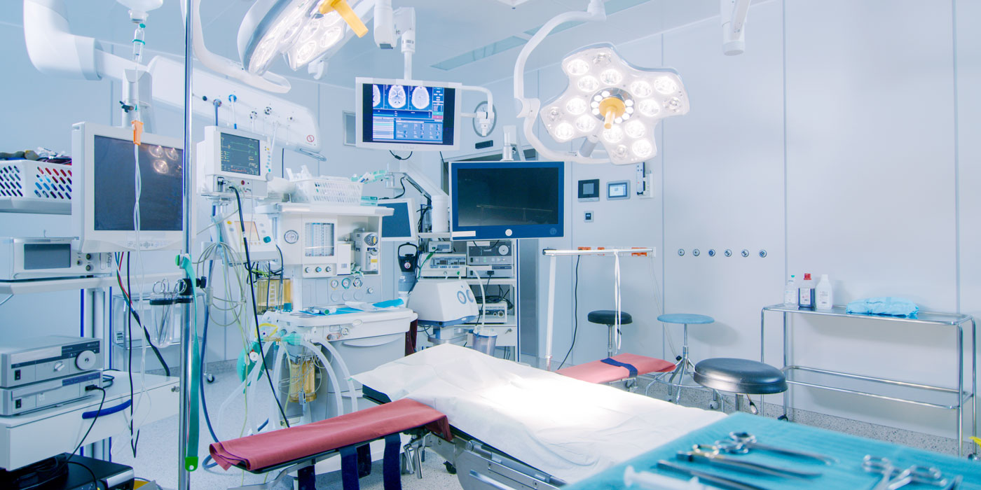 Operating Room, Surgical Suite Equipment Services