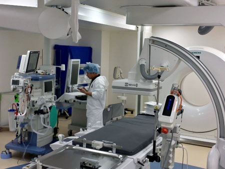 On-Site Healthcare Biomedical Services