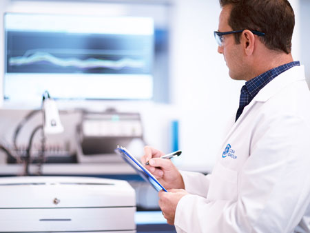What is included in a Medical Equipment Inspection Report?